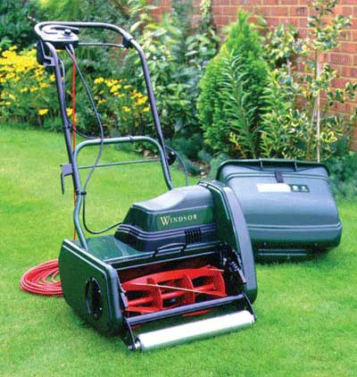 Atco Windsor 12S Lawnmower