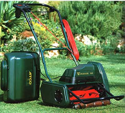 Electric Cylinder Windsor 14S Lawnmower