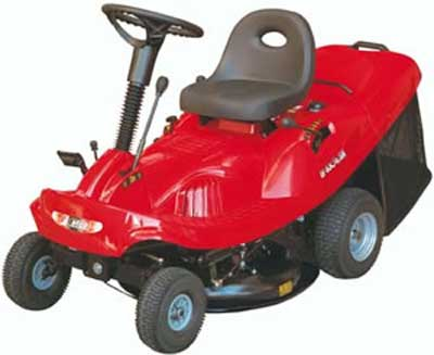 Ride on Tractor EF63C 6.5M Lawnmower