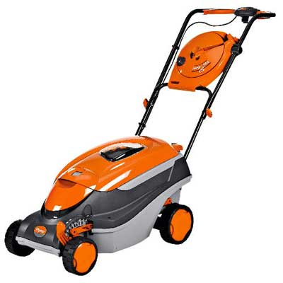 Electric Rotary Roller Compact 3400 Lawnmower