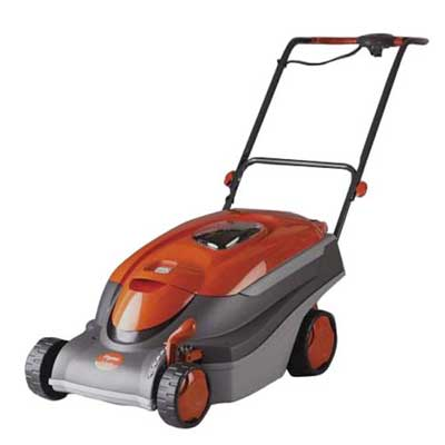Electric Rotary Roller Compact 400 Lawnmower