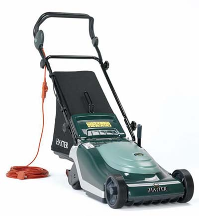 Electric Rotary Spirit 41 Lawnmower
