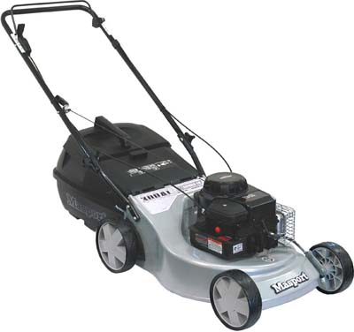 Masport Maxicatch 300 AL Hand Propelled Lawnmower