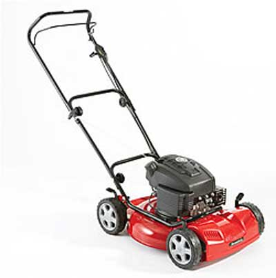 Petrol Rotary Multiclip 501PD Lawnmower