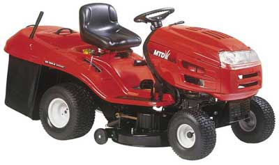 MTD JN 130A Lawnmower