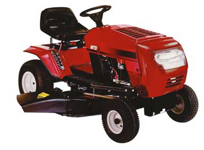 Ride on Tractor RS125 96 Lawnmower