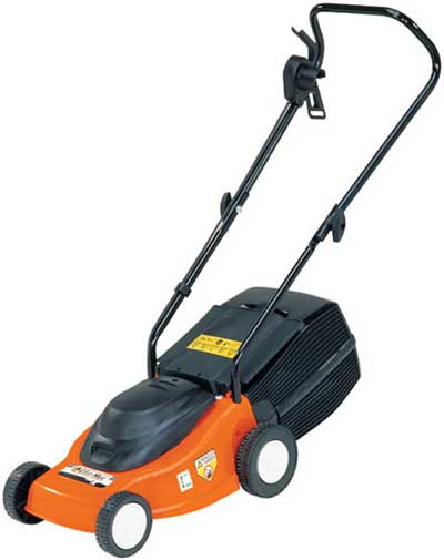 Electric Rotary MAC K35 Lawnmower