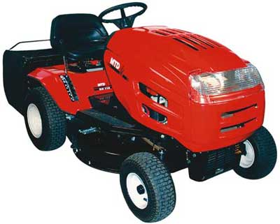 Ride on Tractor RH115 76 Lawnmower