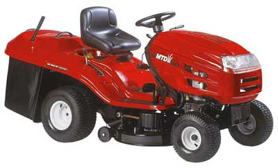 Ride on Tractor JN200AT 20HP Lawnmower