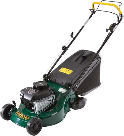 Petrol Rotary T4604RS Self Propelled Rear Roller Lawnmower